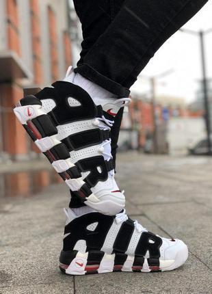 Nike air more uptempo стильные кроссовки