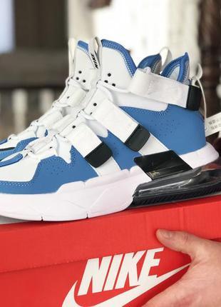 Nike air force 270 стильные кроссовки