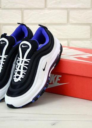 Nike air max 97 стильные кроссовки