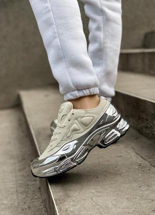 Adidas raf simons стильные кроссовки