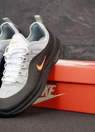 Nike air max axis стильные кроссовки
