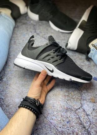 Nike air presto стильные кроссовки