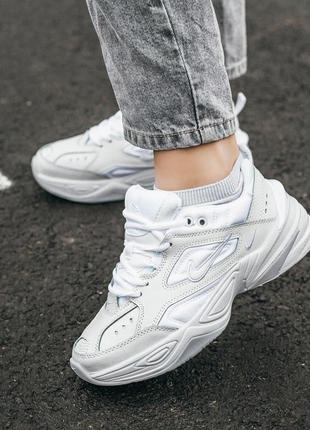 Cтильные кроссовки nike m2k tekno white