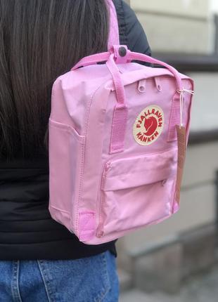 Крутой рюкзак fjallraven kanken mini
