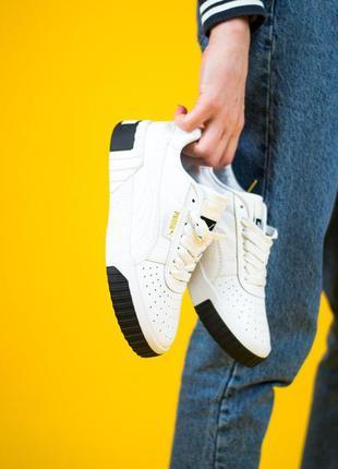 Cтильные кроссовки puma cali