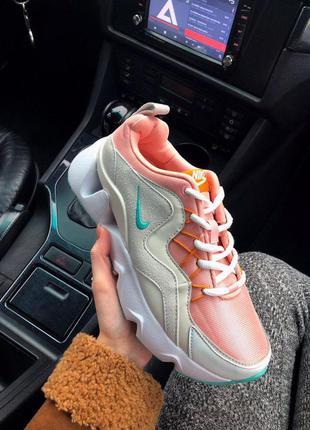 Cтильные кроссовки nike ryz 365 pink