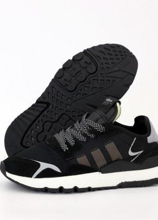 Cтильные кроссовки adidas nite jogger