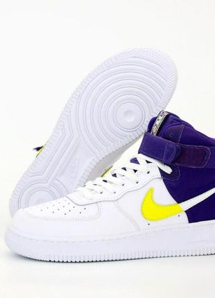 Cтильные кроссовки nike air force