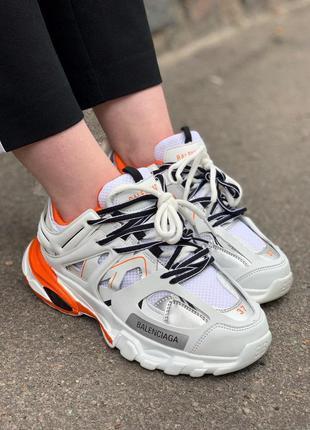 Cтильные кроссовки balenciaga track