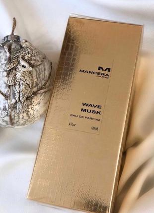 Mancera wave musc, 120 мл, 💯 оригинал.