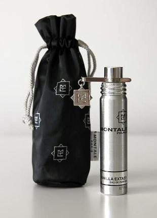 Montale vanilla extasy travel edition, 20 мл,🔴 оригинал