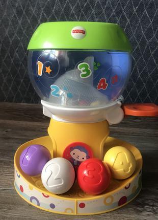 Музыкальная игрушка Fisher-price Автомат со сладостями Троещина