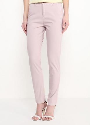 Пудровые штаны, women denim,размер s
