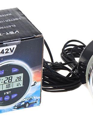 Автомобильные часы VST 7042