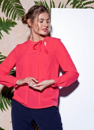 Стильная блузка,туника,терракотового цвета,yesica,c&a
