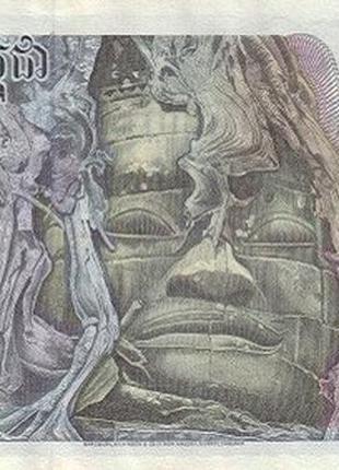 Банкноты Камбоджа 50,100 и 1000 риэлей.