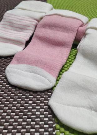 Носки комплект мохра lupilu pure collection германия