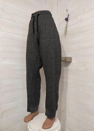 Супер теплые прогулочные,домашние спортивные штаны-унисекс 3xl...