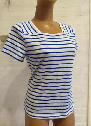 Классная эластичная блузка