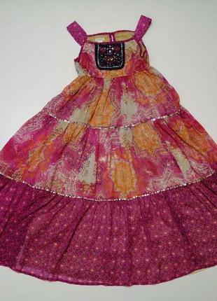 Платье, детское, monsoon, новое!
