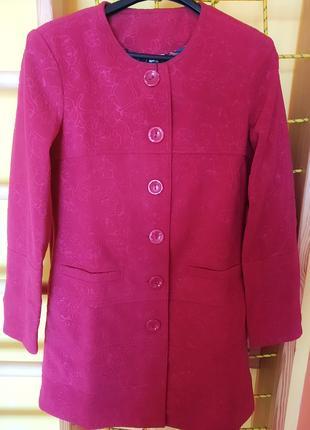 Демисезонное пальто, 42 размер