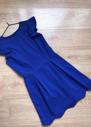 Плаття / платье, синий электрик 💙