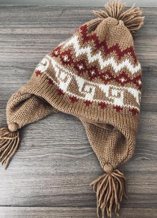 Зимова шапка/ зимняя шапка