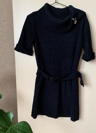 Тепле плаття туніка