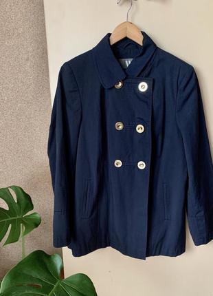 Пиджак тренч плащ куртка полупальто от bhs