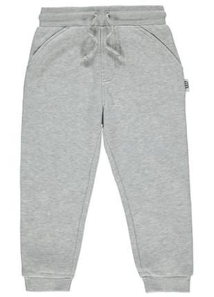Спортивные штаны, штаны на флисе, джоггеры для мальчика george...