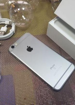 Apple iPhone 6s 32Gb. Space Gray ( neverlock ). идеал, от мага...