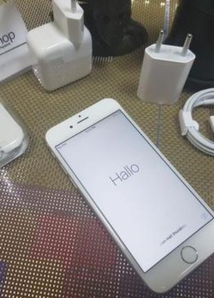 Apple iPhone 6 64Gb. ( NeverLock ). Гарантия от магазина.!