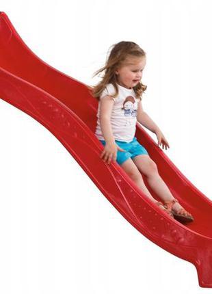 Топ! Горка спуск 2,2 метра для детских площадок