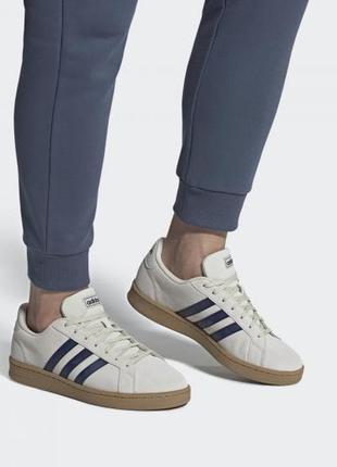 Мужские кроссовки adidas grand court