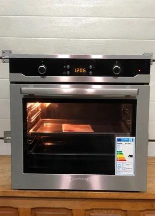 Качественный духовой шкаф Bloomberg, отличная духовка + инструкци