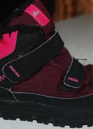 Утеплённые ботинки quechua 27 размер