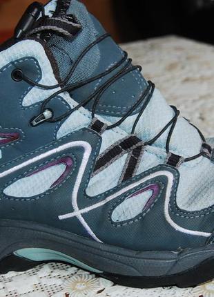 Деми ботинки salomon  34 размер