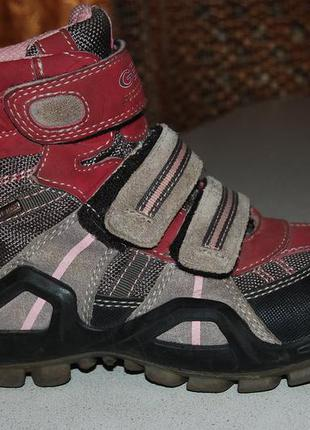 Деми ботинки geox 30 размер