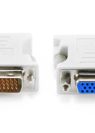 DVI-I to VGA (D-Sub) Dual link переходник адаптер для монитора