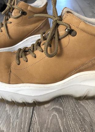 Ботинки на платформе tamaris