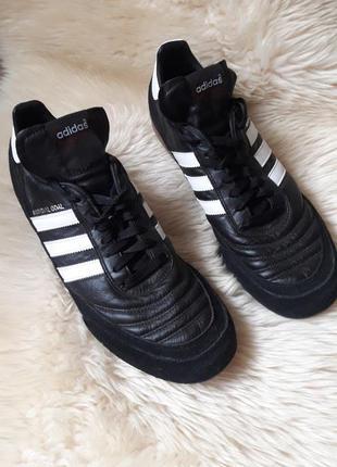 Футзалки кроссовки бутсы  adidas  mundal goal 45 размер