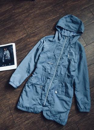 Очень красивая и удобная куртка ветровка большого размера