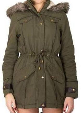 Brave soul ljk-allure куртка парка