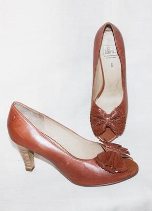 Туфли кожа caprice, германия