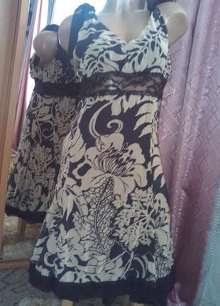 Красивое очень платье-миди