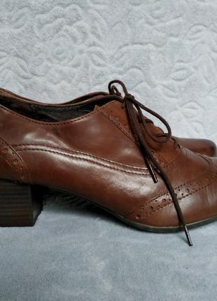 Туфли женские на шнурках, туфлі жіночі на шнурках