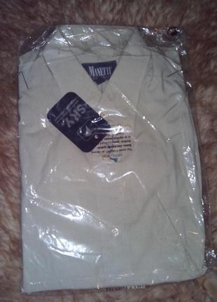 Рубашка с длинными рукавами от маnetti