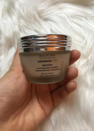 Neoskin ozonage beauty spa крем