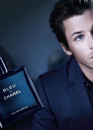 Мужской парфюм Bleu de Chanel