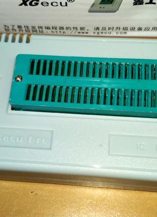 Универсальный USB программатор MiniPro XGecu TL866II Plus